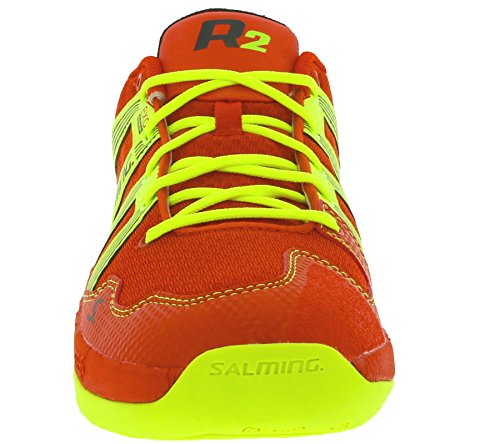 Salming R1 2.0 Indoorschoen Voor Heren, Rood, Us12.5