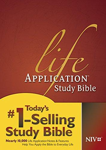 NIV Life Application Study Bible, Second Edition