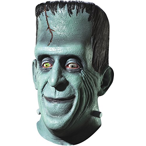 Herman Munster Mask (Herman Munster Mask Costume Mask)