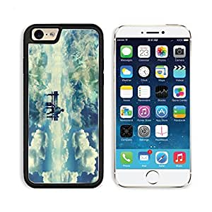 Change Locations to Stimulate Thinking White Sky Punktail's Collections iPhone 6 Cover Premium Aluminium Design TPU Case Open Ports