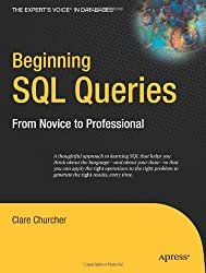 Beginning SQL Queries: From Novice to Professional (Books for Professionals by Professionals)