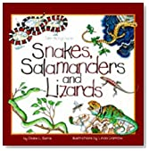 Snakes, Salamanders & Lizards (Take Along Guides)