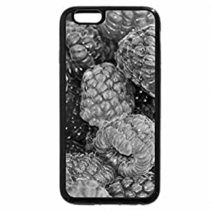 iPhone 6S Plus Case, iPhone 6 Plus Case (Black & White) -