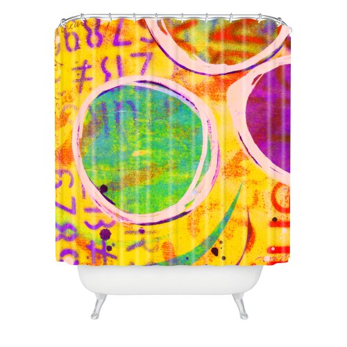 Bright Colored Shower Curtains: Amazon.com