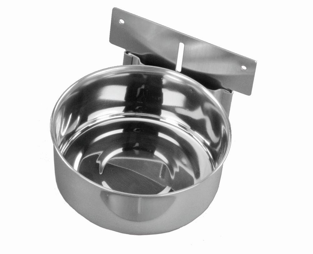 Nobby ciotola in acciaio INOX per appenderla 38036