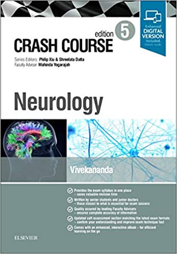 Crash Course Neurology, 5th Edition - Original PDF