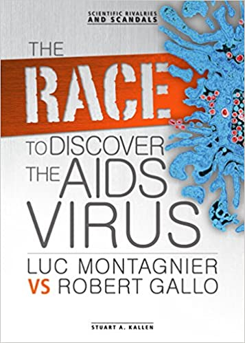 Amazon The Race To Discover The Aids Virus Luc Montagnier Vs