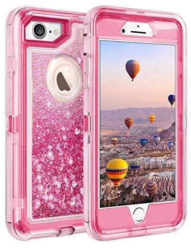 apple iphone 8 case glitter