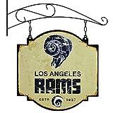 Winning Streak NFL Los Angeles Rams Tavern Sign
