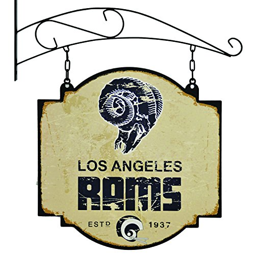 Winning Streak NFL Los Angeles Rams Tavern Sign by Winning Streak