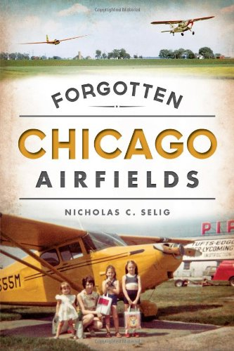 Forgotten Chicago Airfields - In Airport Shops Chicago