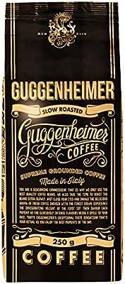 NUEVO EN ESPAÑA - GUGGENHEIMER COFFEE- 500 g - Café espresso ...