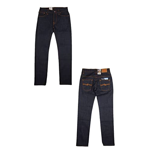 Nudie Jeans(ヌーディージーンズ) Thin Finn Dry Twill