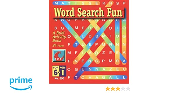 Amazon.com: Word Search Fun: Toys & Games