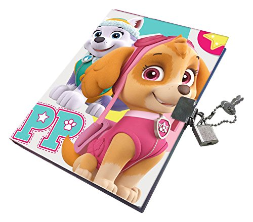 PAW PATROL  –   Skye Journal Cadenas (Kids pw16186)