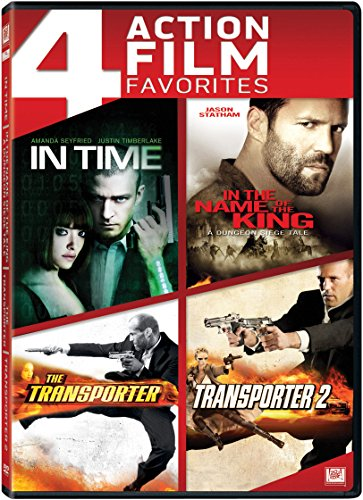 In Time / In the Name of the King / The Transporter / Transporter 2