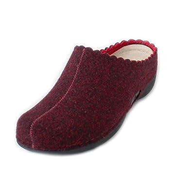 Chaussures Berkemann rouges femme tRIZQGlL7