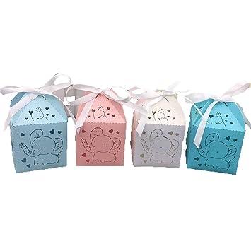 Amazon.com: MEIZOKEN 50 cajas de teatro de caramelos ...