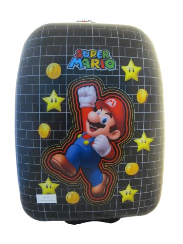 Super Mario Brothers Kids Rolling Luggage Buy Online In