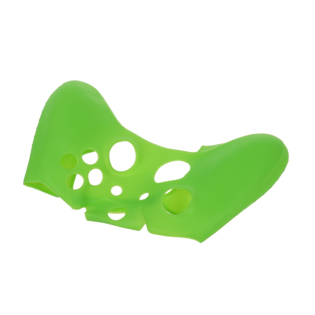 SODIAL(R) Soft Silicone Gel Protective Skin Cover Case for XBOX ONE Controller Green by SODIAL(R) (Image #2)