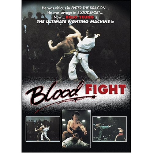 Bloodfight [Reino Unido] [DVD]: Amazon.es: Cine y Series TV
