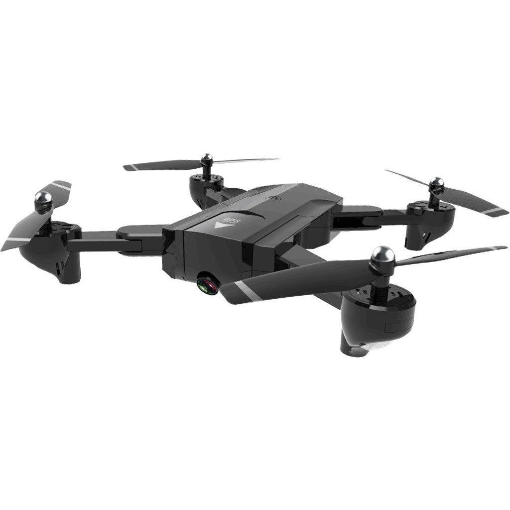 cómodo Negro Quadcopter con Cámara 720P, GPS a virgola fissa per per per riprese aeree Drone intelligenti che seguono i velivoli telecomandati,Batería de Larga duración de 1600mAh.  productos creativos