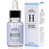 Cleansing Conditioner Without Alcohol - CosDeBAHA Pure 100% Hyaluronic Acid Moisturizer Serum, anti-aging, anti-wrinkles, Original Collagen Booster, Plumping, Softens Fine Lines, HA Powder 1%, Natural Facial Skin Care, paraben-free, 1Fl.oz