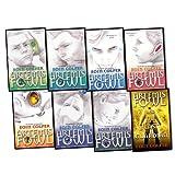 download ebook artemis fowl collection 8 books set (artemis fowl / time paradox / atlantis complex / opal deception / arctic incident / eternity code / lost colony & the last guardian) pdf epub