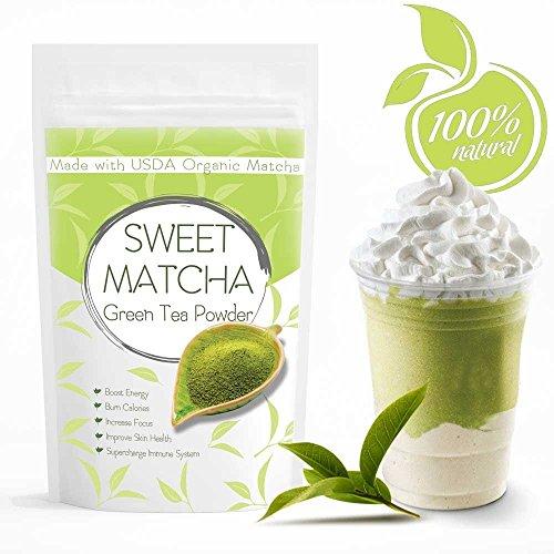Sweet Matcha Quality Green Tea