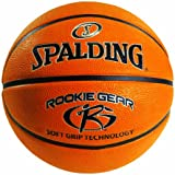 Spalding Rookie Gear Soft Grip Basketball - Orange