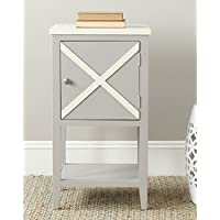 Safavieh American Homes Collection Ward Grey Side Table