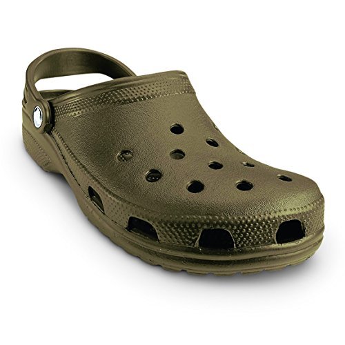 Mixte Crocs Marron Classic Adulte Pgr Sabots qwxRgPv