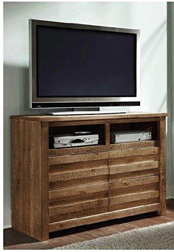 Progressive Furniture P604-46 Melrose Media Chest, 48