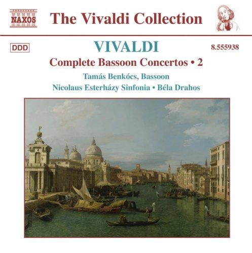 Vivaldi Bassoon Concerto - Vivaldi: Bassoon Concertos (Complete), Vol. 2