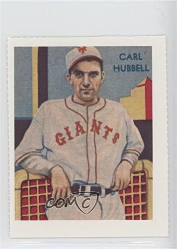 Carl Hubbell (Baseball Card) 1977 Dover Classic Baseball Cards Reprints - [Base] #CAHU.2 (Carl Hubbell Baseball)
