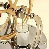 Modèle générique Jouet Température Moteur à vapeur éducatif fonctionnant à modèle jouet Température Basse température S