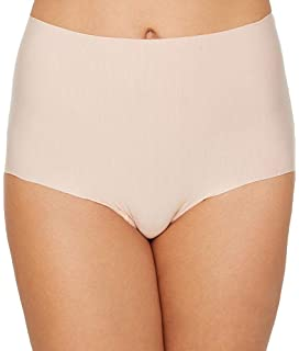 3b13fbec9c72 commando Women's Solid High-Rise Panty Hrp01 at Amazon Women's ...