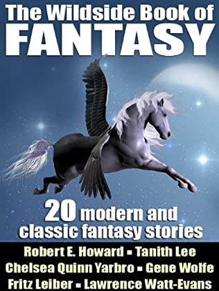 book cover of The Wildside Book of Fantasy
