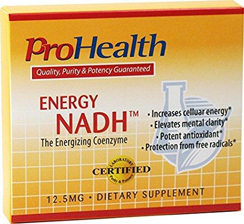 Energy NADH™ (12.5 mg, 30 tablets)