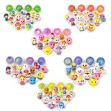 Squinkies Series 1 to 6 Bubble Packs 6 Packs of 16 Each