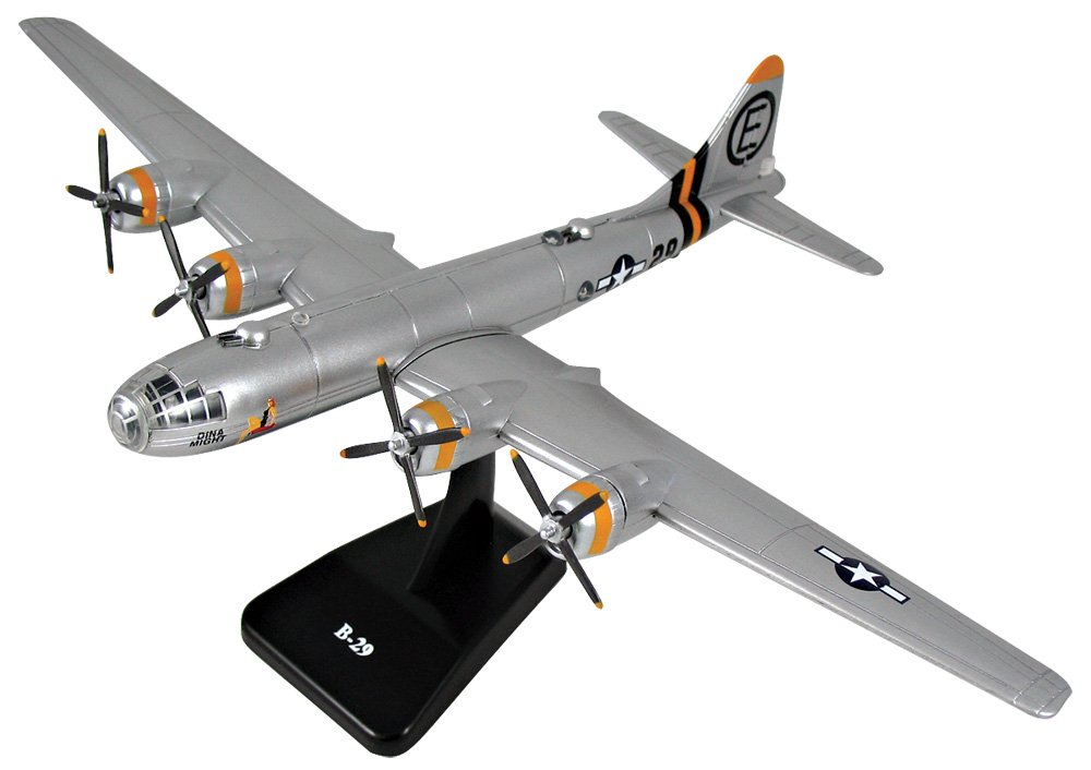 1:144 Scale B-29 Superfortress InAir E-Z Build Model Kit
