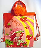 (US) Bundle–12 Items: Strawberry Shortcake Personal Care and Playtime Kit (Red/Red)