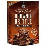 Sheila Gs Salted Caramel Brownie Brittle, 2.75 Ounce - 8 per case.