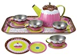 Kitchen Set Pretend Play Alex Yummy Tin Tea Childrens Kids New Gift Toy Game