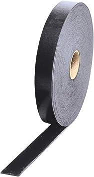 5 Trennwandband 3mm x 30mm 30m Tackerband Dichtband St/änderwerkprofil Metall Profile Nageldichtband