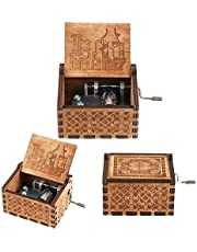 Wooden Music Box The Godfather