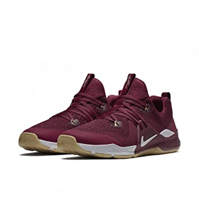 972907c77c6b Nike Mens Zoom Train Command College Garnet Gold FSU Florida State  Seminoles Training Athletic Shoes (
