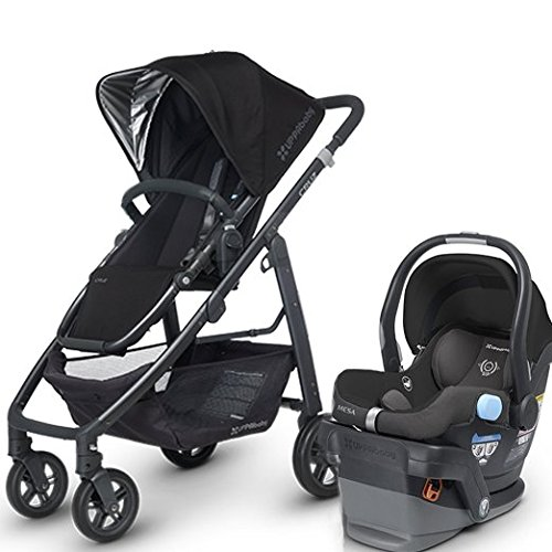 Uppa Baby Stroller With Car Seat - 9