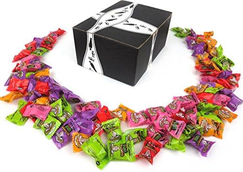 Warheads Smashups! Extreme Sour Candy, 1 lb Bag in a BlackTi
