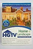 hgtv home and landscape software - HGTV Home & Landscape Platinum Suite (42956)